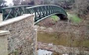 Η καινούργια γέφυρα. Φωτό: Γιαννάκος Γιώργος