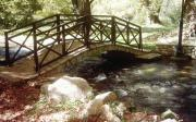 Μεγάλο Γεφύρι Στις Πηγές Του Λούρου
