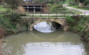 Γεφύρι Στο Πέρασμα Της Κλεοπάτρας