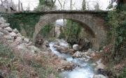 Γεφύρι Στο Ρέμα Του Κοραή