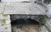 Γεφύρι Στην Οικία Του Γιούσιου
