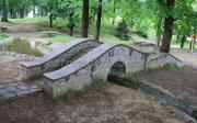 Γεφύρι Στον Αβερώφειο Κήπο