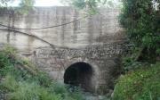 Οδογέφυρο Στην Είσοδο Της Κάπης