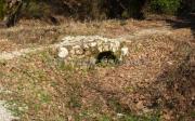 Μονότοξο Γεφύρι Στο Νερόμυλο Της Ιερομνήμης