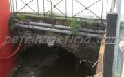 Γεφύρι στην Παλιά Πυροσβεστική