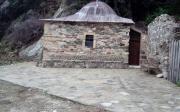 Το κελί του Αγίου Γεωργίου (Φωτό: Γιώργος Γιαννάκος)