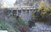 Οδογέφυρο Στο Δρόμο Για Τους Κήπους