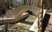 Νέο Γεφύρι στη Μονή Σπηλιώτισσας