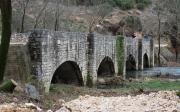 Τετράτοξο Οδογέφυρο Στο Δρόμο Για Άγιο Γεώργιο