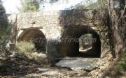 Γεφύρι Στον Δρόμο Μυτιλήνης - Καλλονής