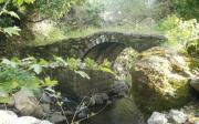 Γεφύρι Στο Κοιμητήριο Της Πελόπης